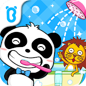 Free Download Healthy Little Baby Panda APK for Samsung
