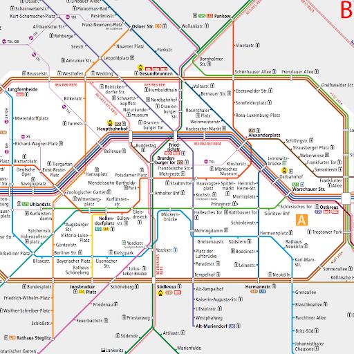 Download Berlin Metro Map For Pc