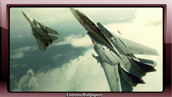 Military Fighters 2 Wallpaper - screenshot