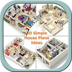 Best simple house plans android apps on google play for Easy house design app