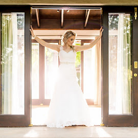 Door by Lood Goosen (LWG Photo) - Wedding Bride ( wedding photography, wedding photographers, wedding day, wedding, wedding dress, wedding photographer, bride, weddngs )