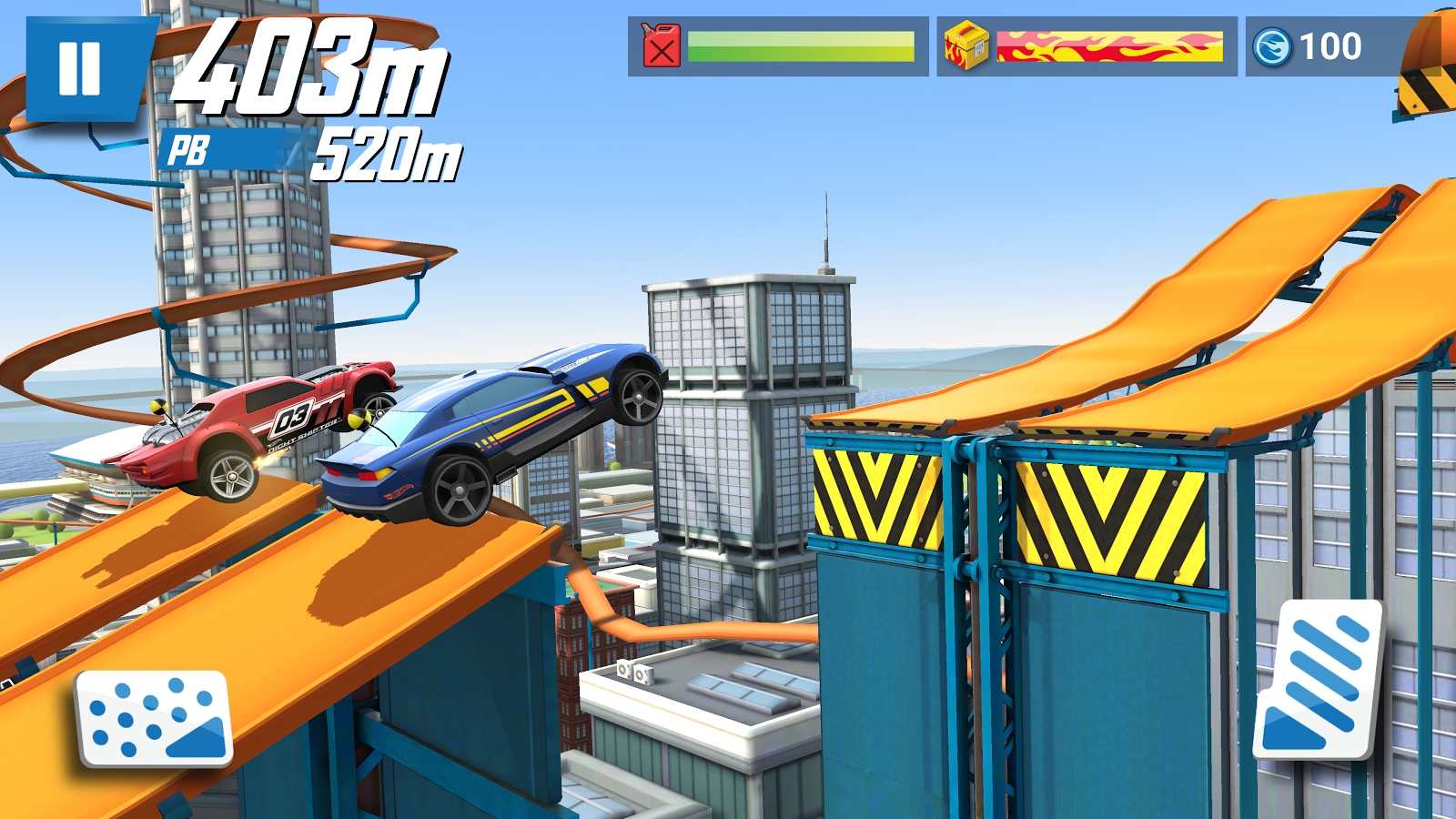 Hot Wheels: Race Off Screenshot 7