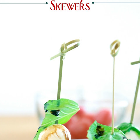Bocconcini And Toy Box Skewers Recipes — Dishmaps