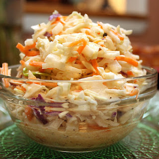 Kicking Cole Slaw