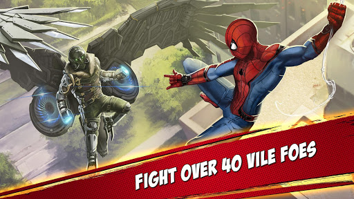 MARVEL Spider-Man Unlimited screenshot 10