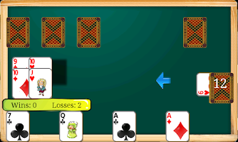 Screenshot of Durak game