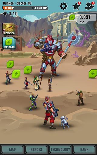 Evolution: Heroes of Utopia screenshot 6