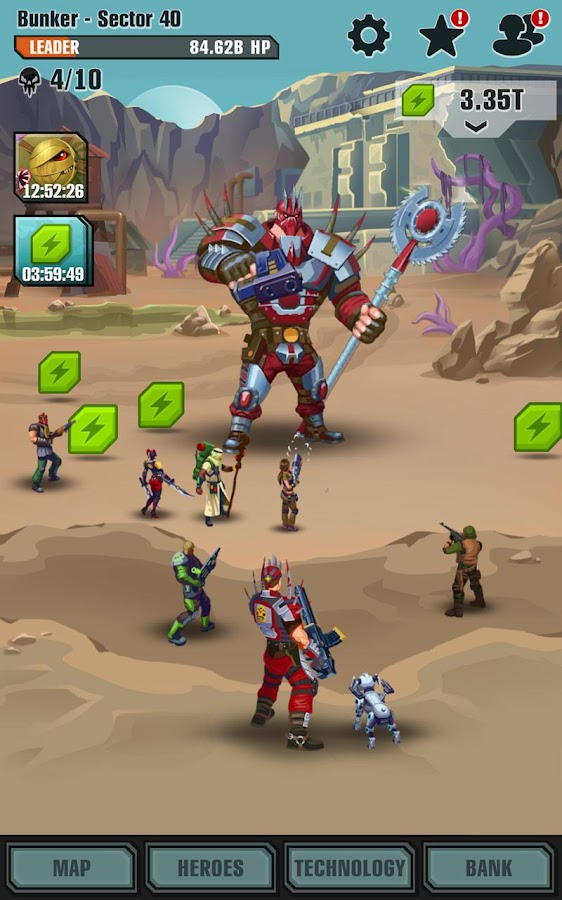 Evolution: Heroes of Utopia Screenshot 5