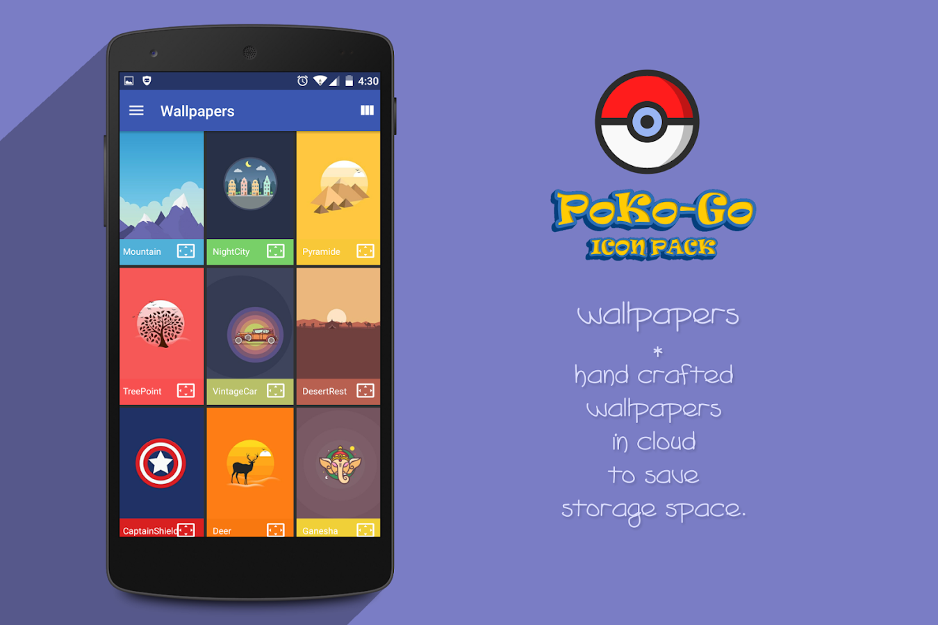 PokoGo Icon Pack Screenshot 11