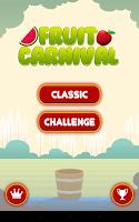 Screenshot of Fruit Carnival