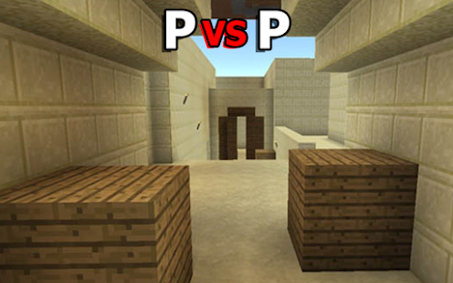 PvP maps for minecraft PE APK for Bluestacks