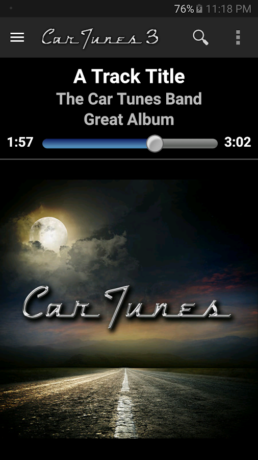 Car Tunes Music Player Pro Screenshot 5