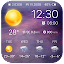 Free Download Clock & Weather - Universe APK for Samsung