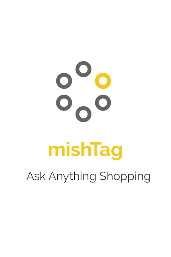 mishTag: Ask anything shopping Screenshot 0