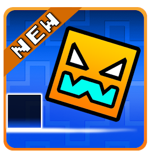 Geometry Spiky Dash Icon