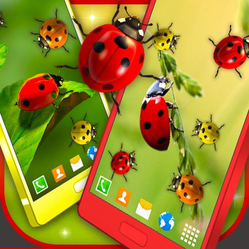 Ladybugs Live Wallpaper (app)