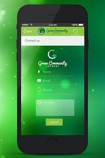 Green Community Laundry screenshot 6