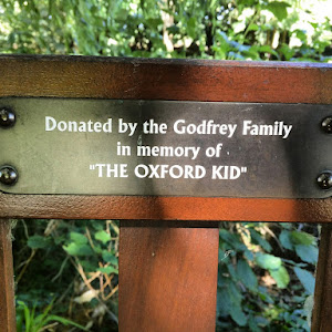 Donated by the Godfrey Family in memory of