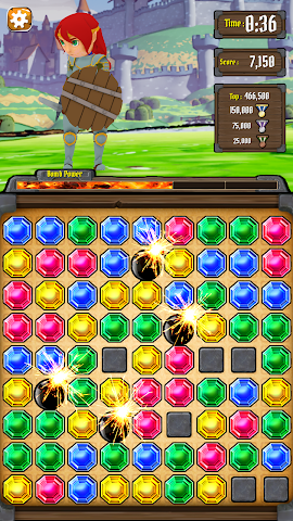 android Unreal Match 3 Screenshot 2