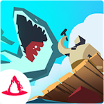 Ocean Raft Survival Icon