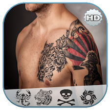 Tattoo Pro Photo Stickers