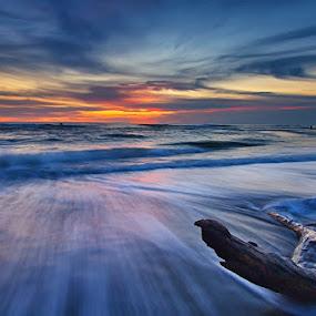by Satrya Prabawa - Landscapes Waterscapes