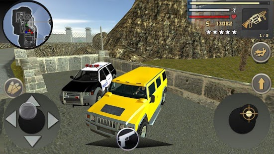 Game Grand Mafia Crime San Andreas APK for Windows Phone