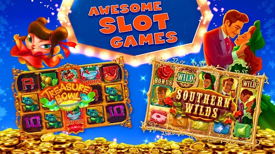 myVEGAS Slots - Free Casino Screenshot