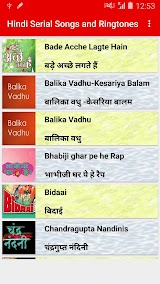 Hindi Serial Songs & Ringtones Apk Download Free for PC, smart TV