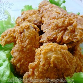Super Crispy Fried Chicken