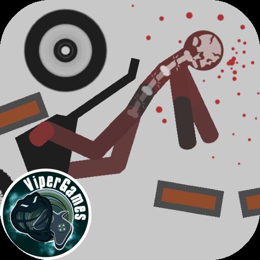 Stickman Dismounting (game)