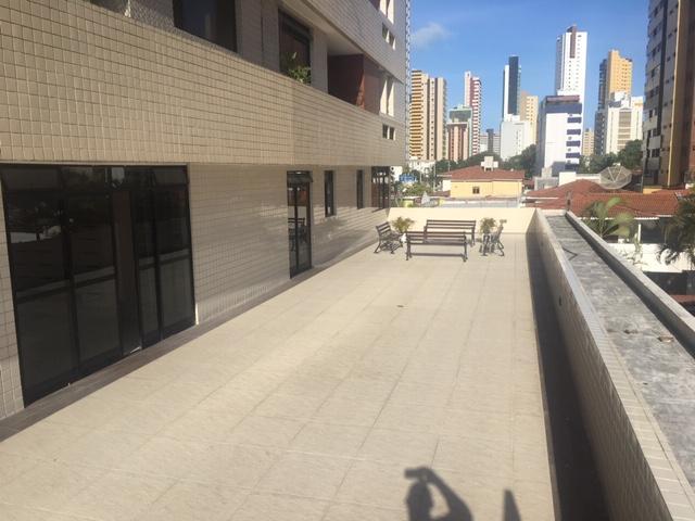 Apartamento com 3 dormitórios à venda, 101 m² por R$ 420.000 - Manaíra - João Pessoa/PB