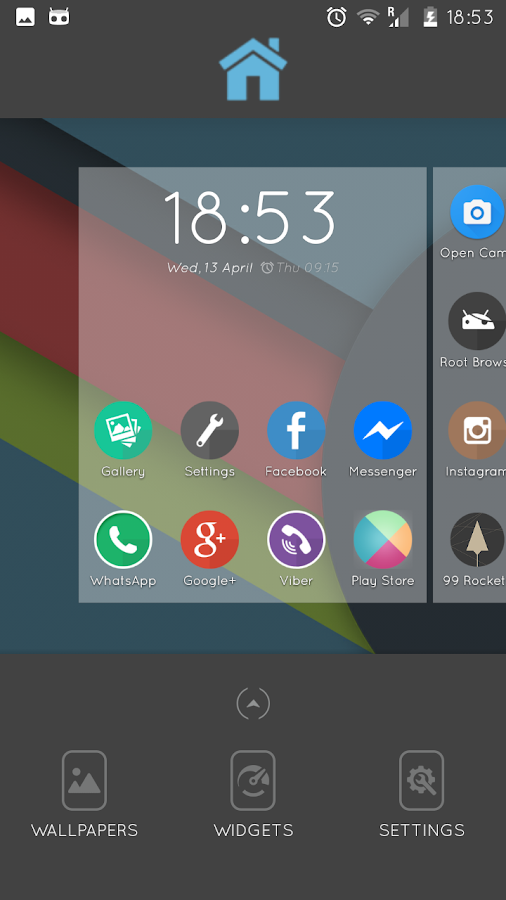 CM13 Theme Galaxy S7 Premium Screenshot 4