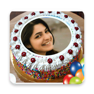 Download Name On Birthday Cake With Photo for Windows Phone