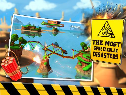 Bridge Builder Simulator - screenshot