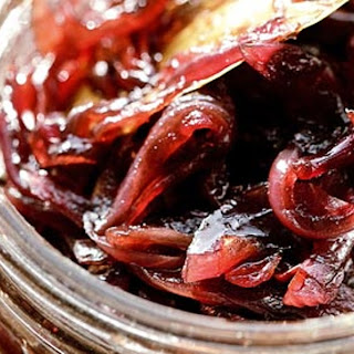 Red Onion And Balsamic Chutney Recipes
