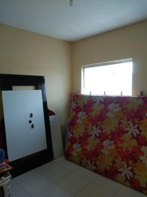 Casa com 2 dormitórios à venda por R$ 115.000 - Village - Conde/PB