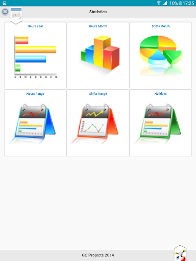 Work Shifts PRO - screenshot