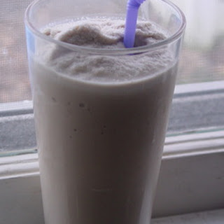 Easy Frozen Coffee Frappe Drink