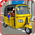 Modern Auto Tuk Tuk Rickshaw APK for Bluestacks