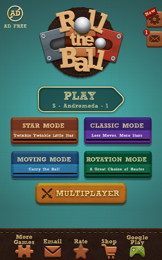 Roll the Ball™ - slide puzzle Screenshot 4