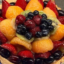 Dessert Tart 2 by Lope Piamonte Jr - Food & Drink Cooking & Baking