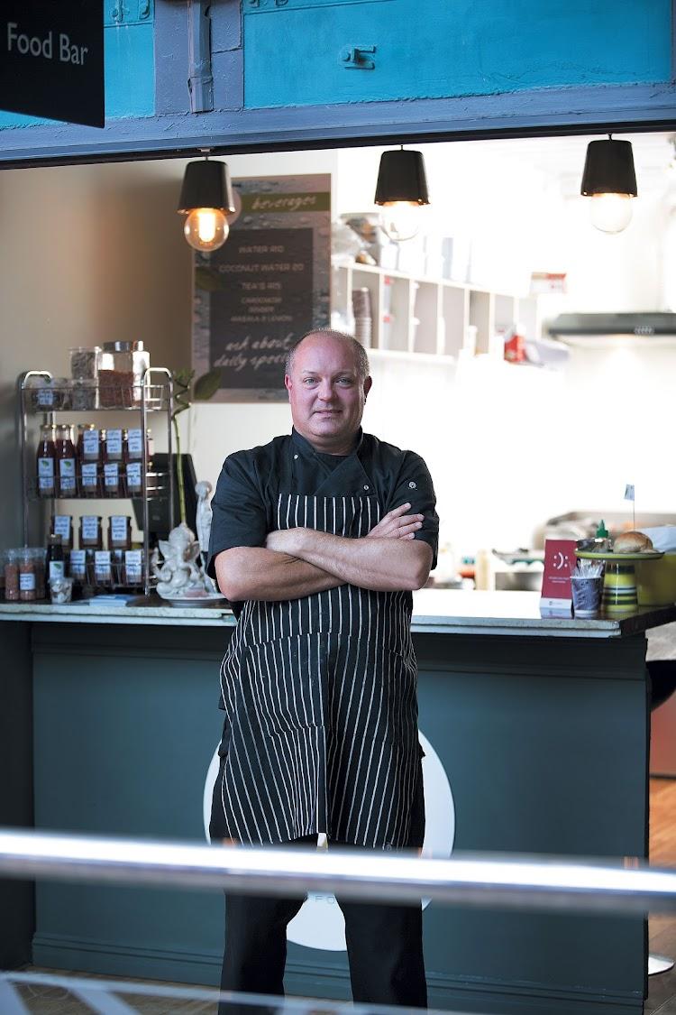 Sean Ackermann from Ritual Food Bar