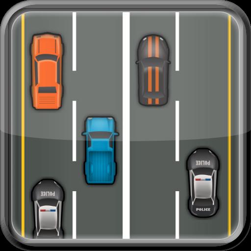 بازی رانندگی - 2D Car Racing (game)