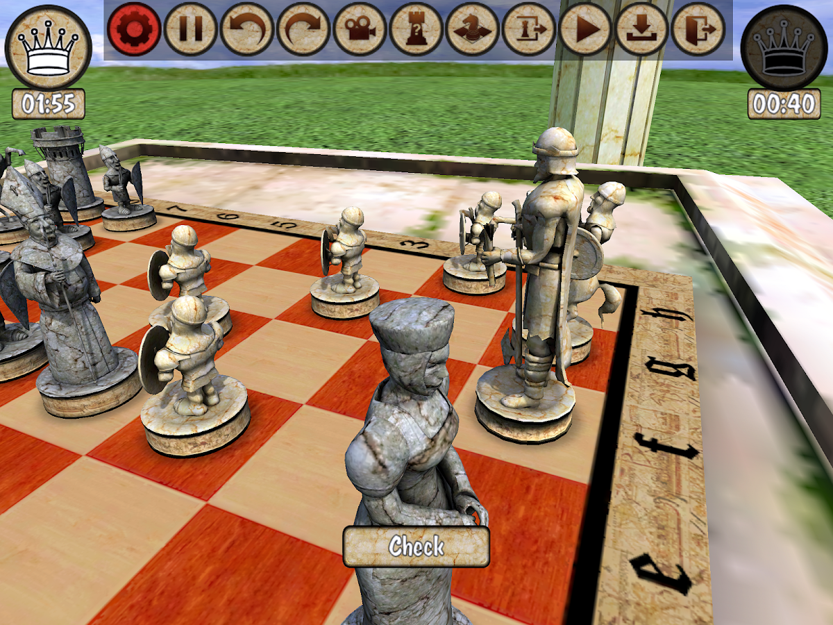Warrior Chess Screenshot 7