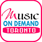 Music on Demand Icon
