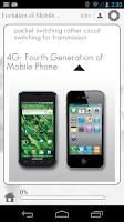 Screenshot of Mobile Phone 101