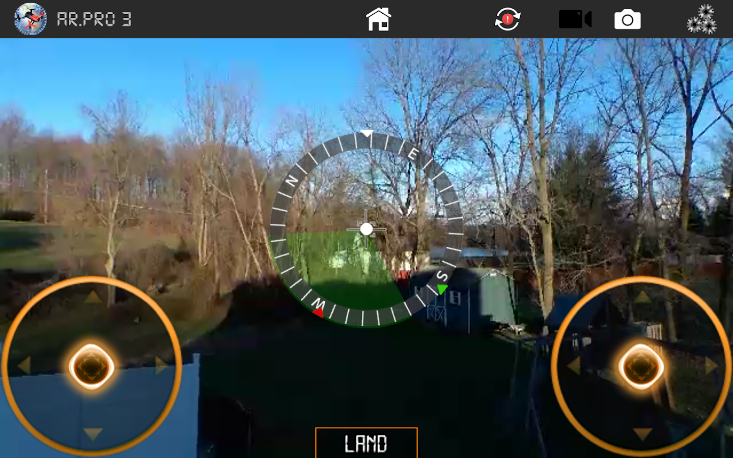 AR.Pro 3 for Bebop Drones Screenshot 3