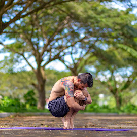Stillness by RL RL - Sports & Fitness Fitness ( yoga )