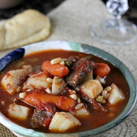 Old Fashion Beef Vegetable Soup